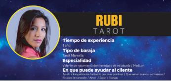 Conoce el tarot del sí o no; Rubí te muestra cómo funciona